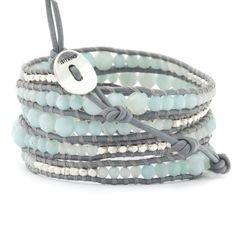 Chan Luu - Iceberg Wrap Bracelet