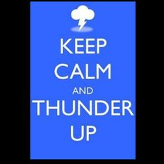 Love my OKC Thunder!