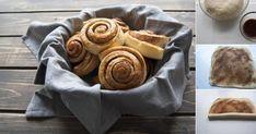 Aprenda a fazer passo a passo os deliciosos cinnamon rolls ou rolinhos de canela