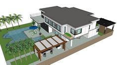casa de playa 2 - 3D Warehouse