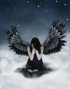 Crying Angel | Crying angel by paulie-CZ on deviantART