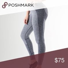NWT Gymshark Flex legging XS NWT GUMSHARK FLEX v3 LEGGING XS . New in packing. Marl/light grey Pants Leggings