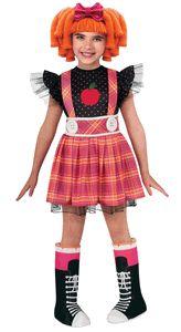 Lalaloopsy Costume -- Bea Spells-a-Lot  Costume