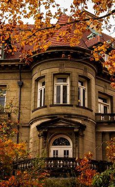 Autumn In Portland, Oregon, U.S