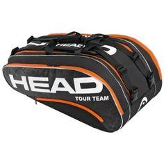 53b692804d The Tour Team Monstercombi holds up to 12 racquets $119.95. Head Tennis  Bag, Tennis