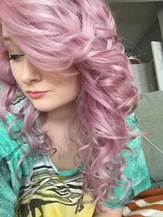 Smoky Pink Hair Ion Google Search