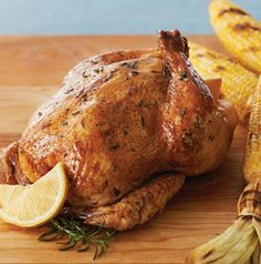 Who needs an oven to make roast chicken? Just grill the chicken over indirect heat in a covered grill to mimic the oven.