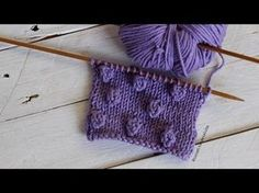 My Crochet Dream Knitting Stiches, Knitting Videos, Crochet Videos, Knitting Yarn, Knitting Projects, Crochet Stitches, Baby Knitting, Stitch Patterns, Knitting Patterns