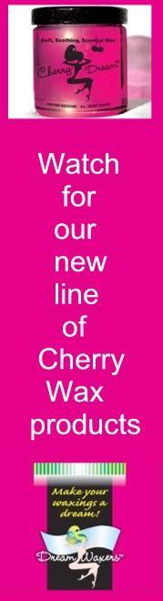 cherry body wax