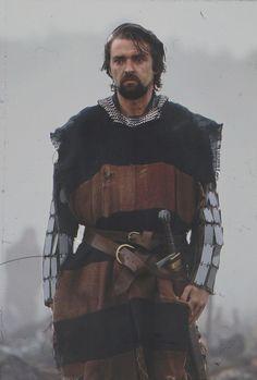 Angus Macfadyen as Robert the Bruce in Braveheart