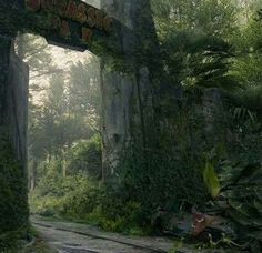 The lost world jurassic park logo google search the for Puerta jurassic world