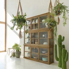 Virginia Glass Display Unit