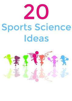 20 Sporty Science Ideas from Science Sparks! Preschool Science Activities, Science Ideas, Science Experiments Kids, Science For Kids, Science And Nature, Children Activities, Science Fun, Early Years Science, Difficult Children