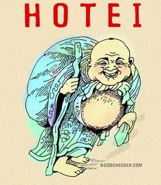 布袋 Hotei
