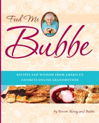 Feed me Bubbe by Avrom Honig and Bubbe