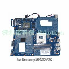 QCLA4 LA-8861P BA59-03397A Laptop motherbard For Samsung NP350 NP350V5C 350V5X HD 7600M BA59-03553A BA59-03538A BA59-03393A