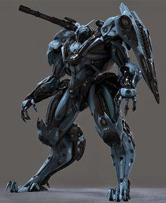 GARUDA exoskeleton - Christophe Lacaux
