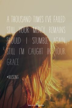 #grace #hillsong #faith Made with Prayerfish | Create and share amazing typographic prayers and inspiration.