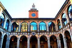 Archiginnasium of #Bologna