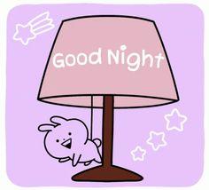 Good Night, Animated Gif, Table Lamp, Home Decor, Nighty Night, Table Lamps, Decoration Home, Room Decor, Home Interior Design