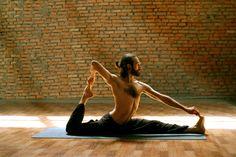 В чем секрет йоги? Интервью с удивительным йогом Ом Шанти.
