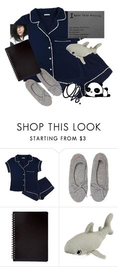 """""""Alex- open RP"""" by corpse-skellington ❤ liked on Polyvore featuring Eberjey and Banjo & Matilda"""