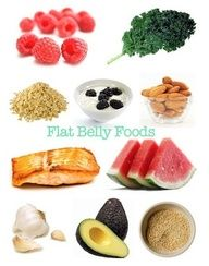 Flat Belly Foods by chasity