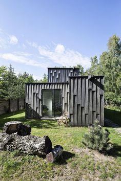 Forest House par Primus Arkitekter - Journal du Design