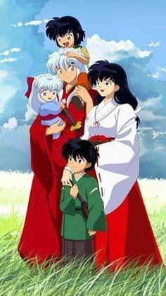 InuYasha's family