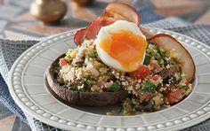 Big Breakfast CousCous - San Remo
