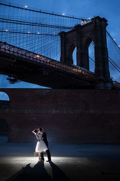 Bōm Photography -  New York New Jersey Wedding Photographer | DUMBO Brooklyn Engagement Photos | http://www.bom-photo.com