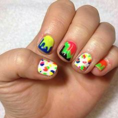 Such a cool manicure!