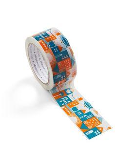 Stuck on this City Decorative Tape
