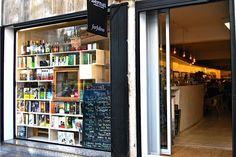 Carrer Buenos Aires, 6, Barcelona Librería cafetería + bernat