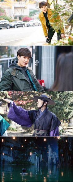 Lee Min-ho has the love DNA. Stills of Dam-ryeong (Lee Min-ho) and Heo Joon-jae (Lee Min-ho) have been released from the episode of the SBS drama 'The Legend of the Blue Sea' this week. Legend Of The Seas, Legend Of Blue Sea, Legend Of The Blue Sea Lee Min Ho, Asian Actors, Korean Actors, Lee Hee Joon, Lee Min Ho Kdrama, Jae Lee, Korean Drama Movies