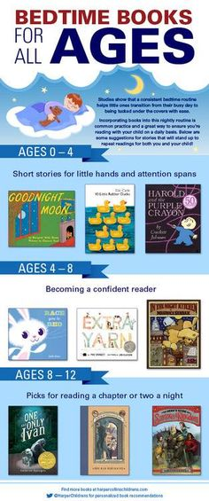 Are any of these picture books your favorite bedtime stories?