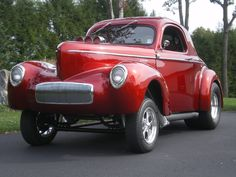Gasser Car | 1941 Willys Nostalgia Gasser For Sale Classic Cars