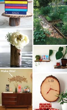 6 Creative Ways to Use Your Fallen Trees