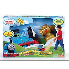 """Fisher-Price Thomas & Friends - Follow Me Thomas - Fisher-Price - Toys """"R"""" Us"""