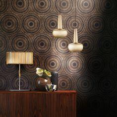 Clava hanglamp met zwart snoer | Vita