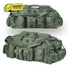 A Major Bug out bag, just dump in the wheels a go-bag !