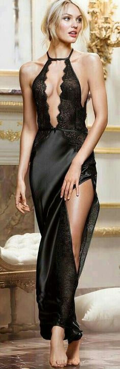 c54ba37f7505d Dream Dress, Nightwear, Satin Dresses, Sexy Dresses, Formal Dresses, Classy  Lingerie