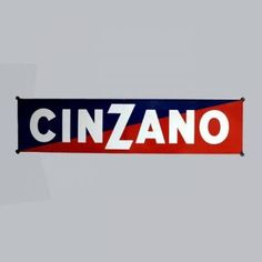 vintage-large-cinzano-enamelled-sign-1950s.jpg (400×400)