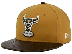 newest 6fcc4 1ec4f Chicago Bulls New Era NBA HWC Suedebuck 9FIFTY Snapback Cap ( 25) Chicago  Bulls,