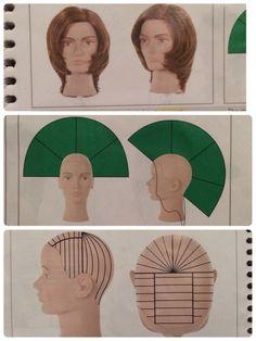 Uniformly Layered form, Horizontal/Vertical Line