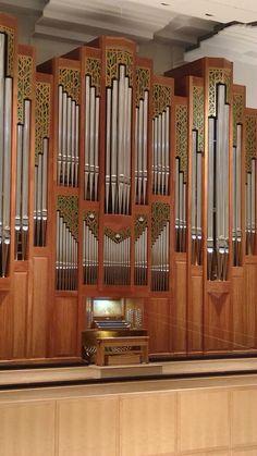 Libby Gardner Hall organ