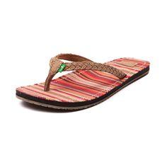 Womens Sanuk Poncho Viva Sandal
