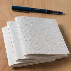 buy braille notebook