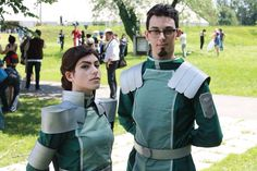 The best Kuvira cosplay