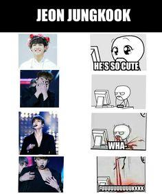 Bts [Tachiyama] julijulii Jungkook meme ~♡ #bts #jungkook #hot #cool